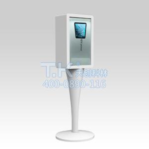 TK-MD01li式透明展示gui|透明屏
